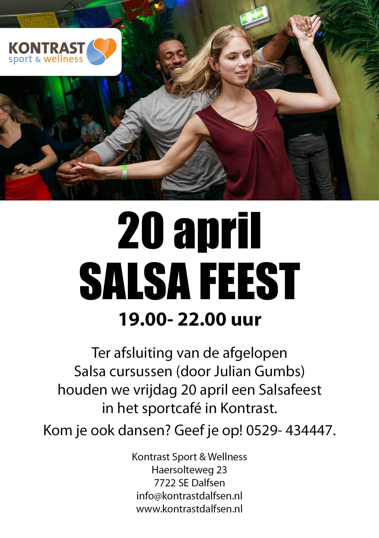 180318 Salsa feest