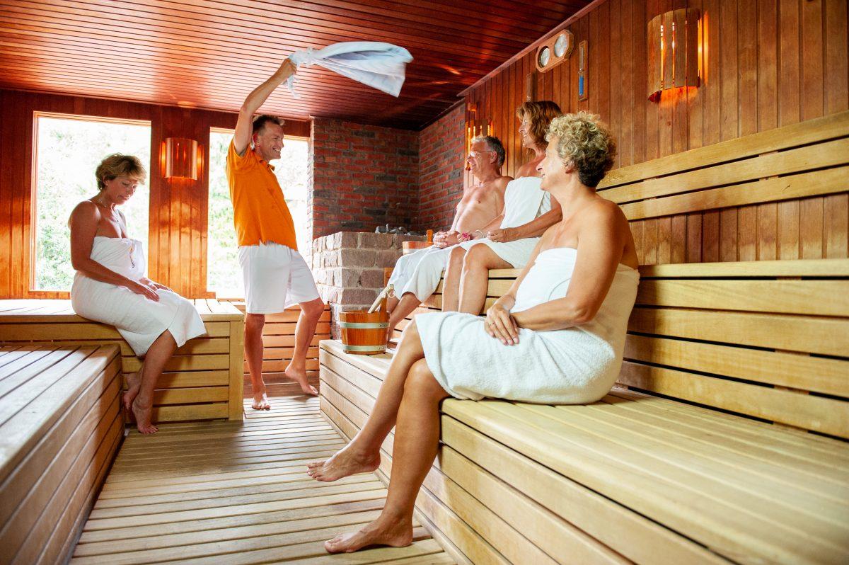 80 Graden Sauna