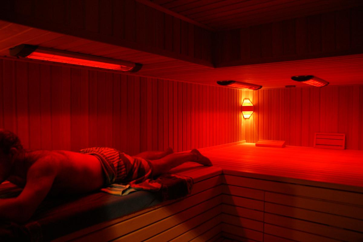 Sauna Infrarood