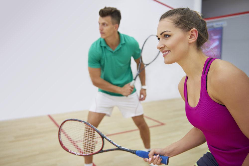 squash & tennis