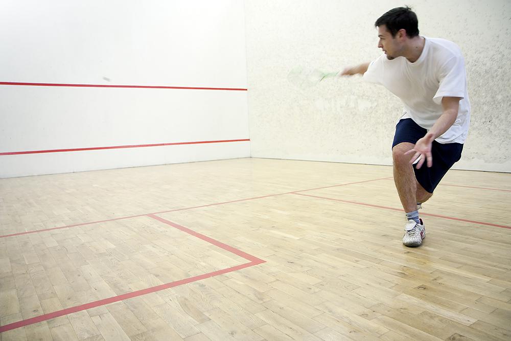 Squash, tennis Dalfsen