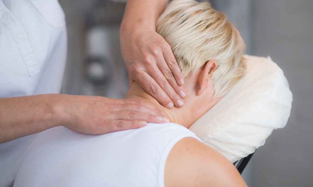 Massagemogelijkheden Stoelmassage